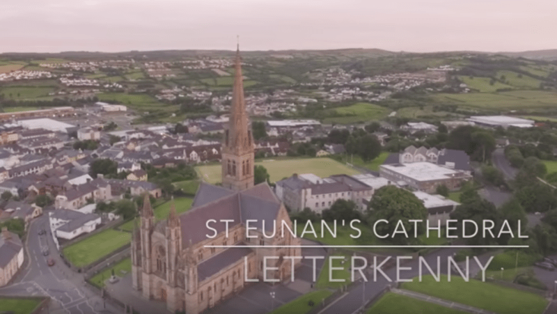 St.Eunan's Cathedral Letterkenny